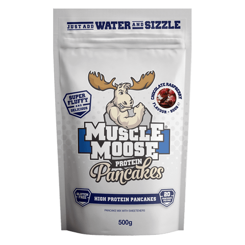 Muscle Moose Protein Pancakes - gymstop