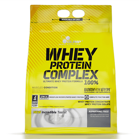 Olimp Whey Protein Complex 2.27kg - gymstop