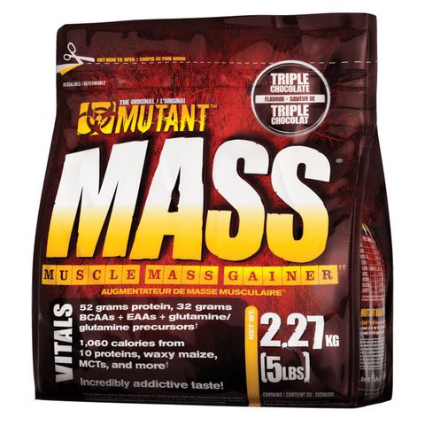 Mutant Mass 2.2Kg (OLD PACKAGING) - gymstop