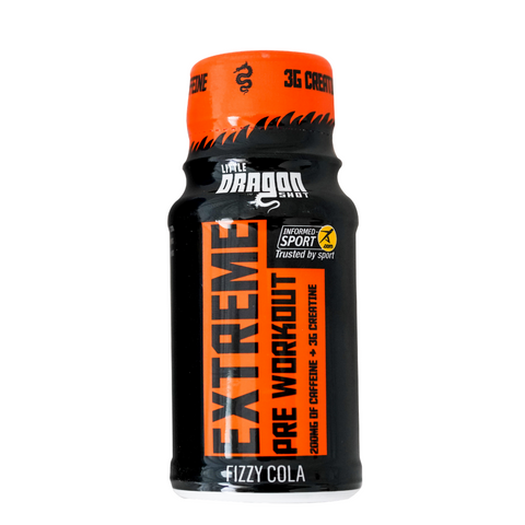 Little Dragon Extreme Pre-Workout Shot 1 x 60ml