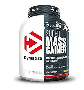 Dymatize Super Mass Gainer 2.943kg - gymstop