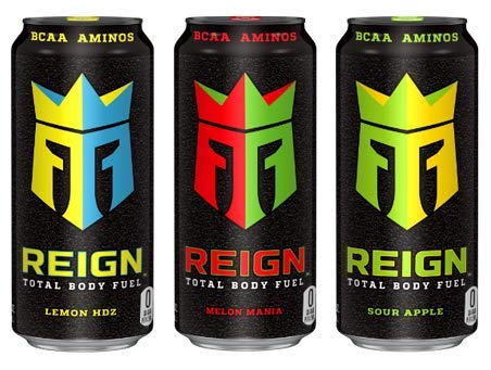 REIGN Total Body Fuel 12 x 500ml - gymstop