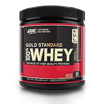 Optimum Nutrition Gold Standard 100% Whey 182g - gymstop