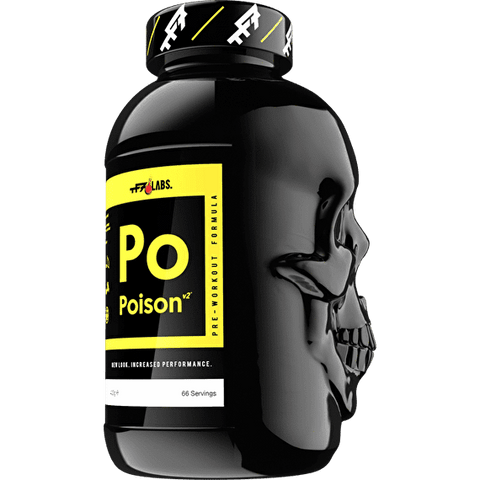TF7 Labs Poison V2 Pre-Workout - gymstop