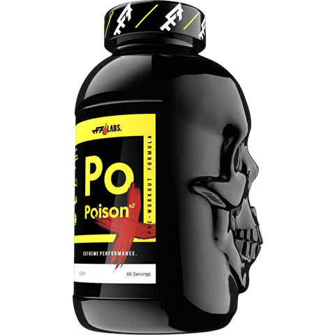 TF7 Labs Poison X Pre-Workout - gymstop