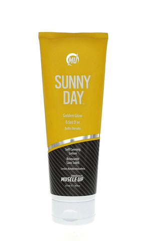 Pro Tan  Sunny Day Golden Glow Self Tanning Lotion 237 ml. - gymstop