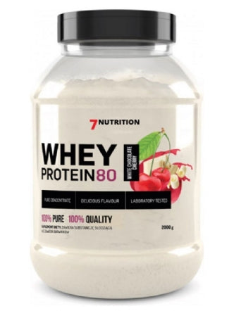7 Nutrition Whey Protein 80 2kg