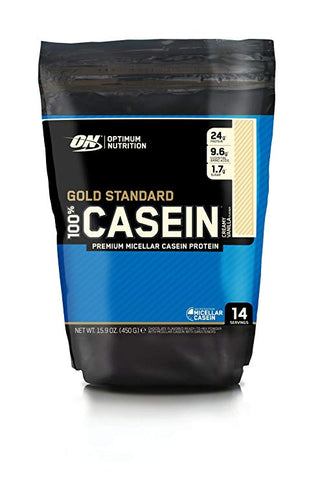Optimum Nutrition Gold Standard 100% Casein 450g - gymstop