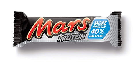 Mars Protein Bar 18 x 50g - gymstop