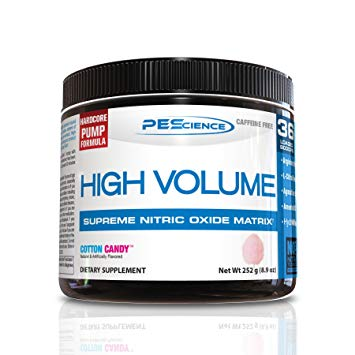 PES High Volume Pre Workout 252g