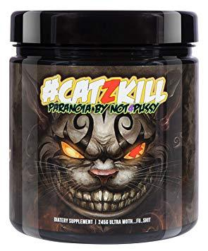 BPS Pharma Catzkill Pre Workout 295g - gymstop
