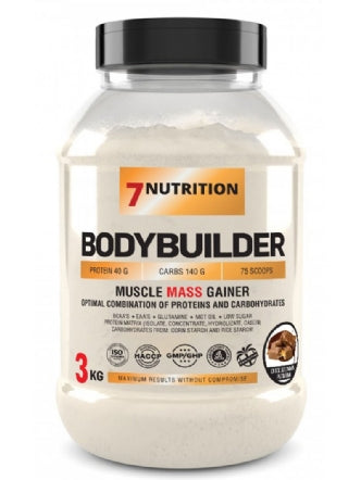 7 Nutrition Bodybuilder Mass Gainer 3kg