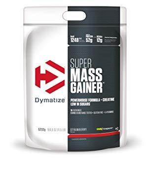 Dymatize Super Mass Gainer 5.232kg - gymstop
