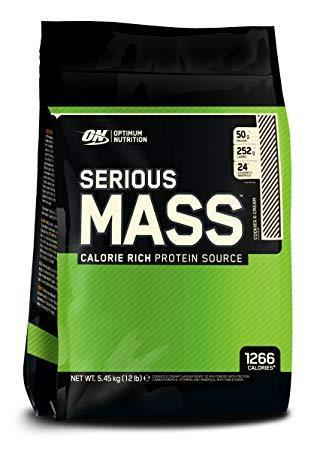 OPTIMUM NUTRTION SERIOUS MASS CLEARANCE - gymstop