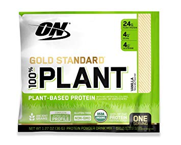 Optimum Nutrition Gold Standard 100% Plant Sample Sachet