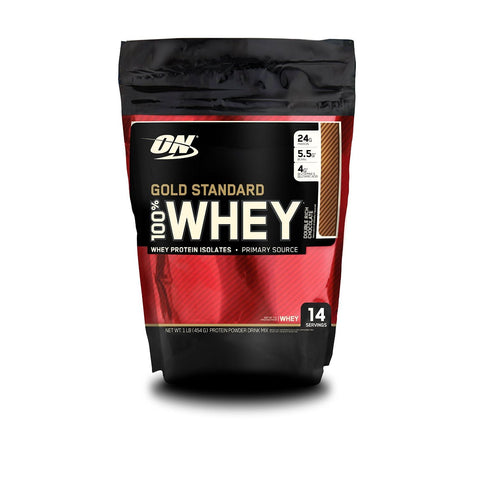 Optimum Nutrition Gold Standard 100% Whey 450g - gymstop