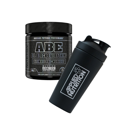 Applied Nutrition ABE 315g FREE Steel Shaker - gymstop