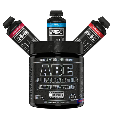 Applied Nutrition ABE 315g With 3 Free Pre Workout Gels - gymstop