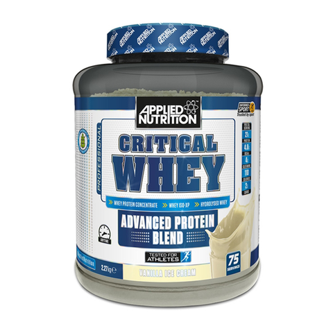 Applied Nutrition Critical Whey 2.27kg - gymstop