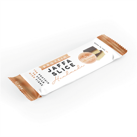 The Protein Bakery Protein Jaffa Slice 60g - gymstop