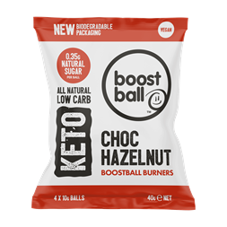 Boostball Keto Burners 12 x 40g - gymstop