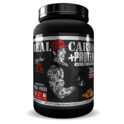 5% Nutrition Real Carbs + Protein 1.56kg - gymstop