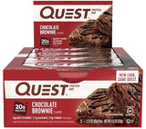Quest Bars 12 x 60g - gymstop