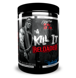 5% Nutrition Kill It Reloaded 513g - gymstop