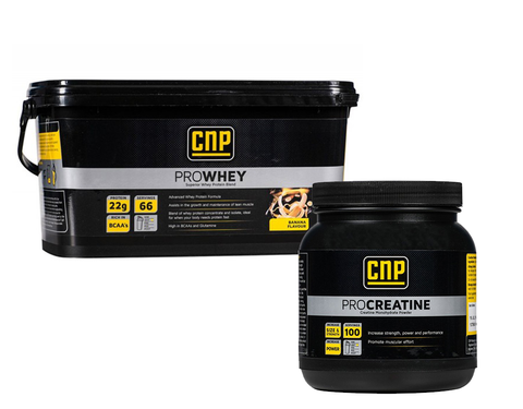 CNP Pro Whey 1kg + Free 500g Creatine - gymstop