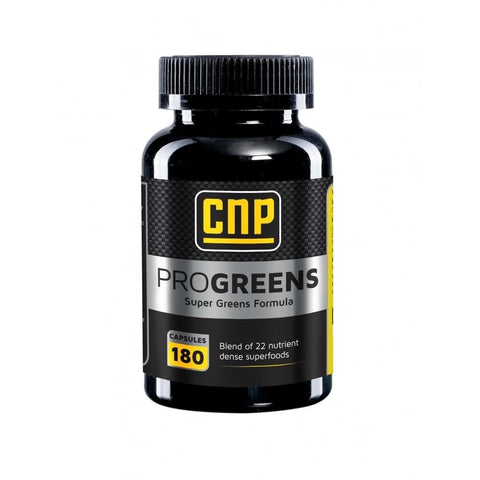 CNP Pro Greens 180 Capsules - gymstop