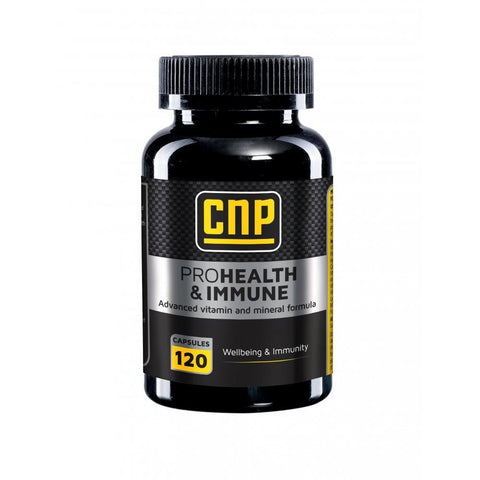 CNP Pro Health & Immune 120 Capsules - gymstop