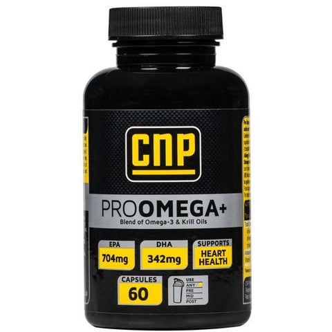 CNP Pro Omega+ 60 Capsules - gymstop