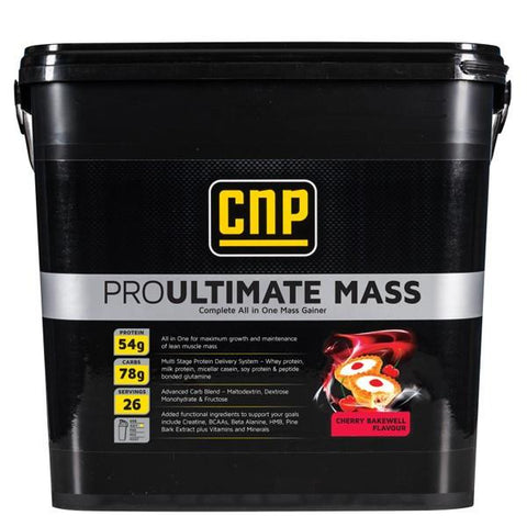 CNP Pro Ultimate Mass 4kg - gymstop