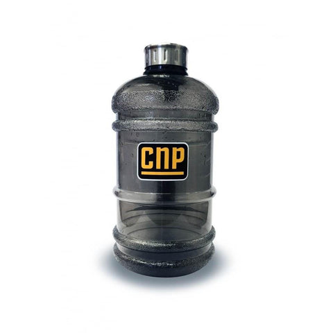 CNP Water Bottle 2.2ltr - Half Gallon Hydrator - gymstop