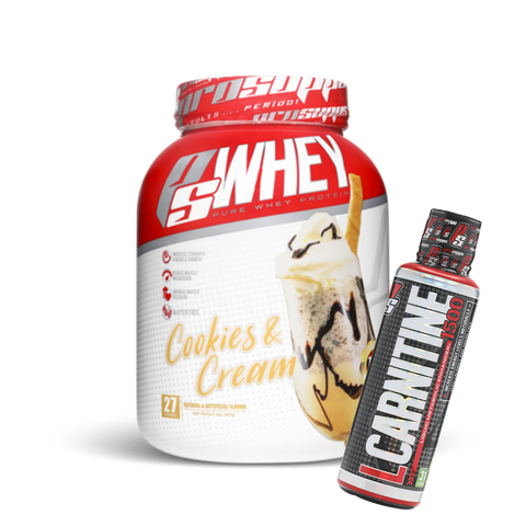 ProSupps PS Whey 908g FREE ProSupps L-Carnitine 1500
