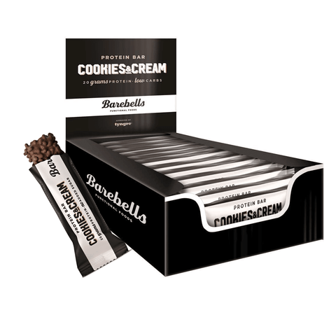 Barebells Protein Bar 12 x 55g - gymstop