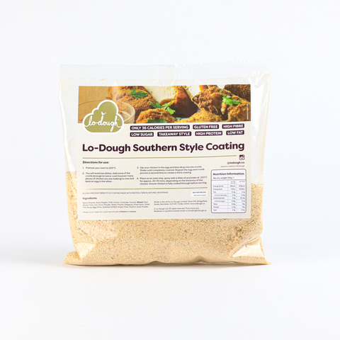 Lo-Dough Southern Style Coating 150g