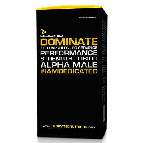 Dedicated Nutrition Dominate - gymstop