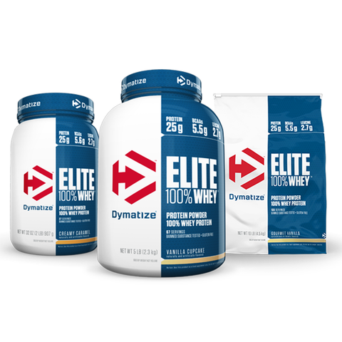 Dymatize Elite Whey - gymstop