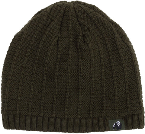 Gorilla Wear Norman Beanie - Army Green - gymstop