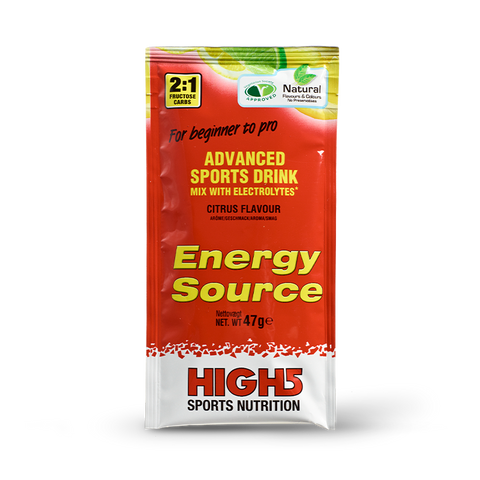 High5 EnergySource 12 x 47g - Out of Date