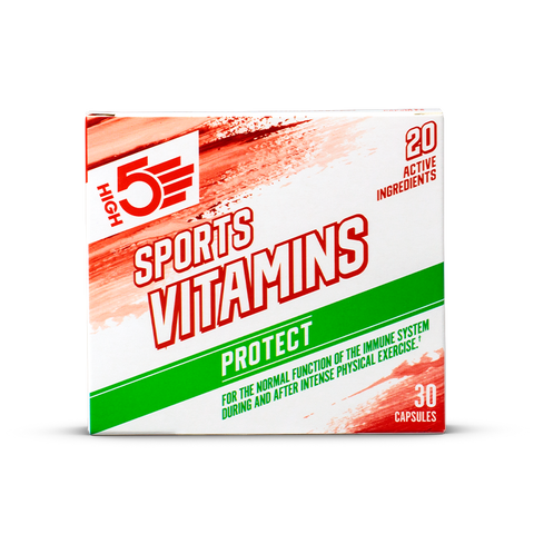 High5 Sport Vitamins 30 Caps - Short Dated 13/12/2020