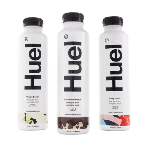 HUEL Ready to Drink Complete Meal 500ml - gymstop