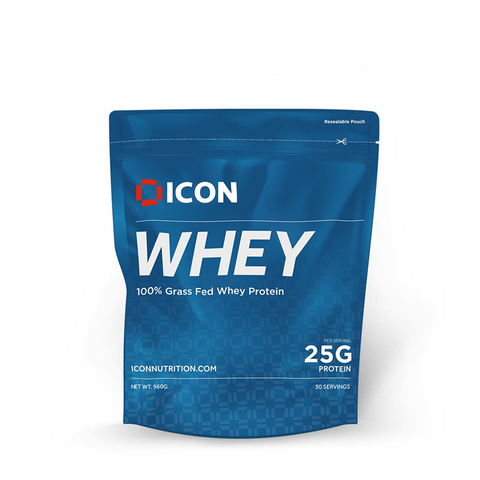 ICON Nutrition 100% Whey Protein 960g - gymstop