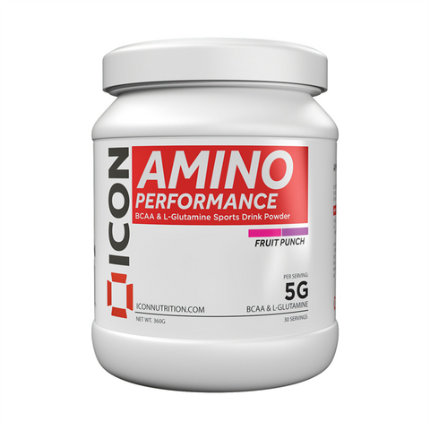 ICON Nutrition Amino Performance 360g