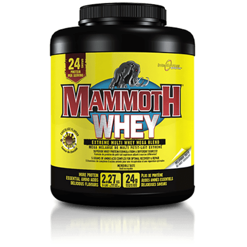Interactive Nutrition Mammoth Whey