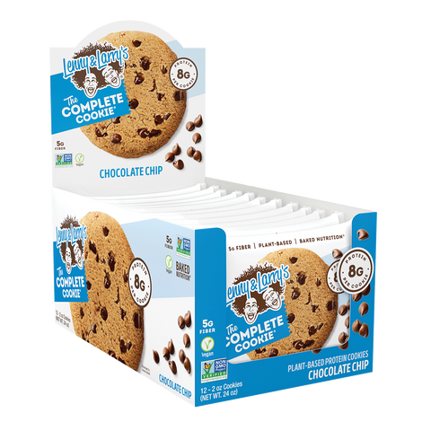 Lenny & Larry's Complete Cookie 12 x 56g - gymstop