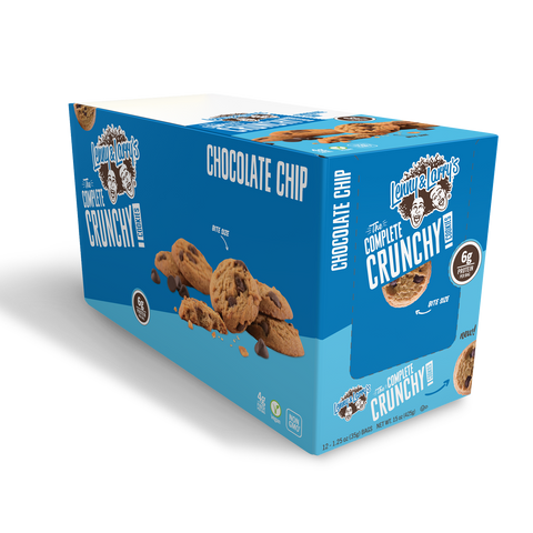 Lenny & Larry's Complete Crunchy Cookie 12 x 35g
