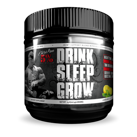 5% Nutrition Drink Sleep Grow 450g - Damaged