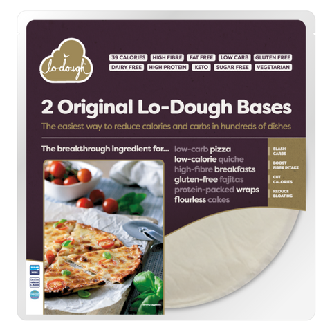 Lo-Dough Bread & Pastry Alternative Base 2 x 28g
